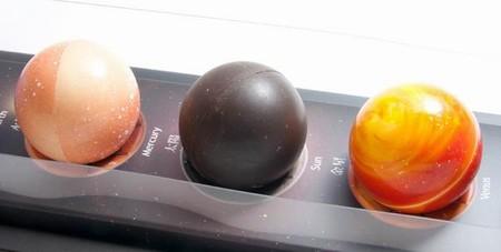 И снова конфеты-планеты. Шоколадный планетарий от L'éclat — фото 16