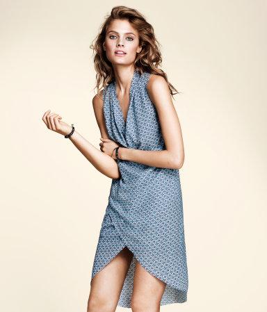 Свежий стайлбук от H&M – милая весенняя коллекция 2013 — фото 35