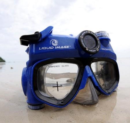 Маска для дайвинга + камера = Liquid Image — фото 2
