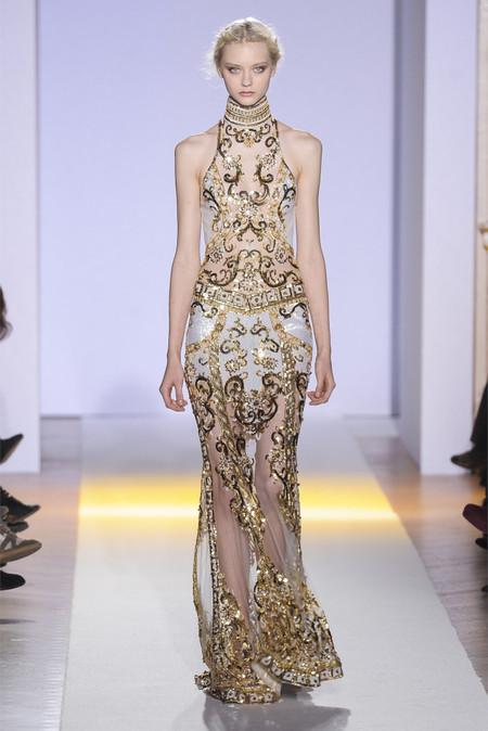 Весенняя коллекция 2013 роскошных платьев Zuhair Murad — фото 5
