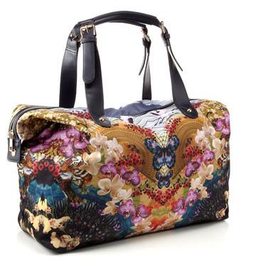 Модные сумки и клатчи Accessorize 2012 – яркие, строгие, разные — фото 12
