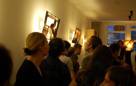 Скотч и скальпель в искусстве – удивительные картины Макса Зорна — фото 12