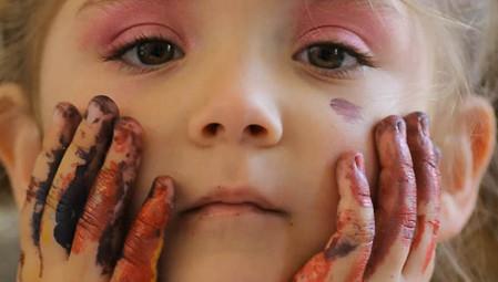 Аэлита Андрэ – маленький гений или просто ребенок, которому разрешают рисовать? — фото 17
