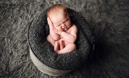 Спящие крохи – модели фотографа Трейси Рейвер (Tracy Raver) — фото 6