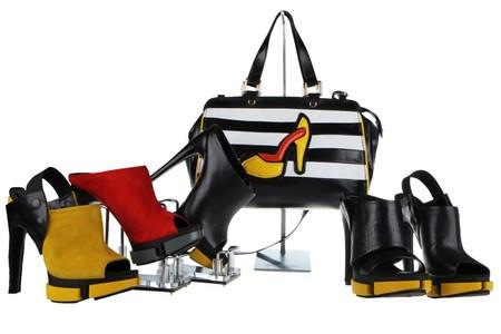 Paolo Conte – творчество русских дизайнеров. Обувь сезона 2012 — фото 5