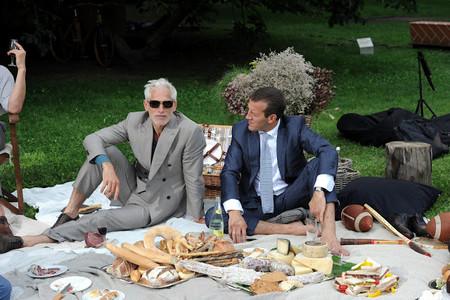 Немного цвета для мужчин – коллекция Brioni сезона весна-лето 2013 — фото 3