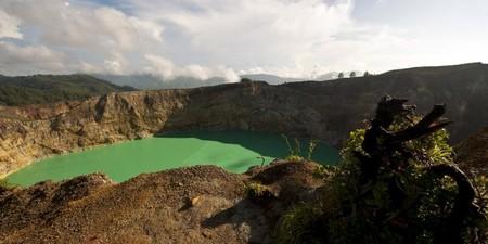 Вулкан Келимуту и 3 разноцветных озера — фото 10