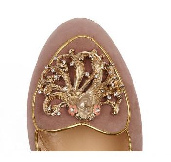 Астрологические туфли от Charlotte Olympia — фото 28