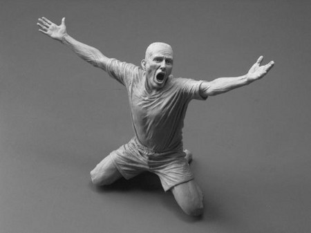 Скульптуры Адама Бина – маленькие, но достоверно точные. Причем из «секретного материала»! — фото 9