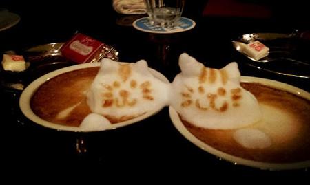 3D везде, даже в кофейной пенке! Продвинутый латте-арт от Kazuki Yamamoto — фото 8