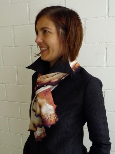 Самые вкусные шарфики от Natalie Luder — фото 12