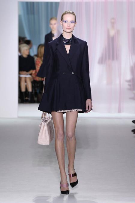 Женская коллекция Dior весна-лето 2013 — фото 39