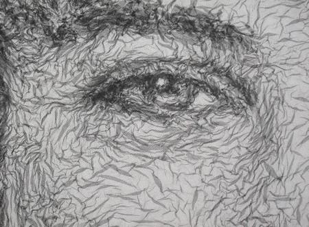 Самые удивительные картины – из тончайшего тюля — фото 20