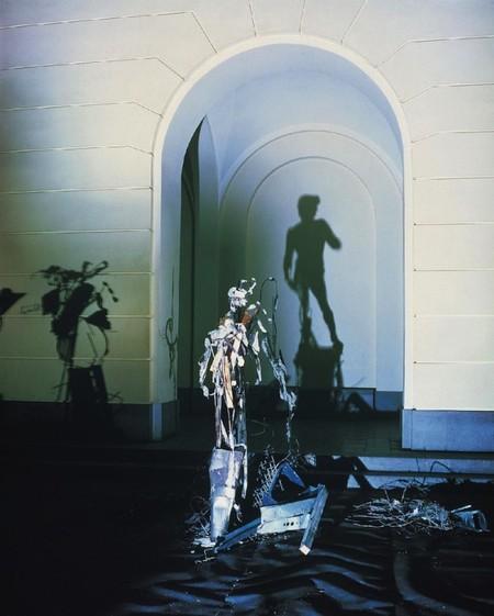 Танцы с тенью – скульптуры Diet Wiegman — фото 9