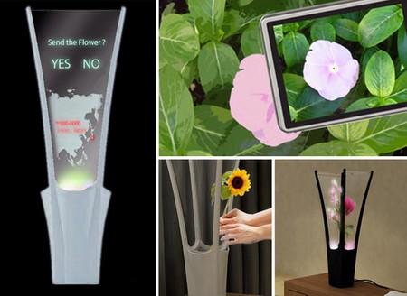 Flora – цифровой букет в цифровой вазе — фото 2