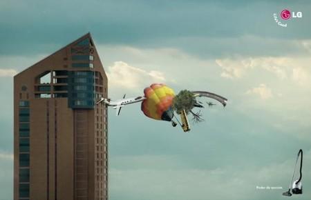 Реклама пылесосов … тоже затягивает! Креатив от разных производителей — фото 27