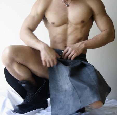 Килты и другие мужские юбки – быть или не быть?)) — фото 44