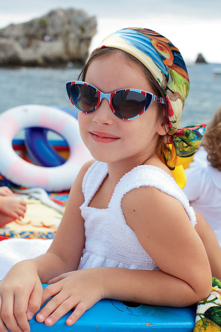Самым любимым – детская коллекция Dolce&Gabbana весна-лето 2013 — фото 10