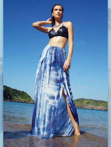 Яркая коллекция Regina Salomao сезона весна-лето 2013 — фото 7