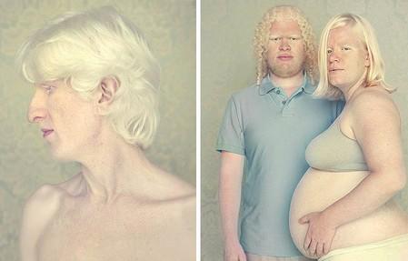 Белые люди и животные — фото 12