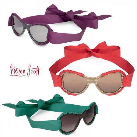 Саиые женственные в мире очки. О практичности никто не говорит ))