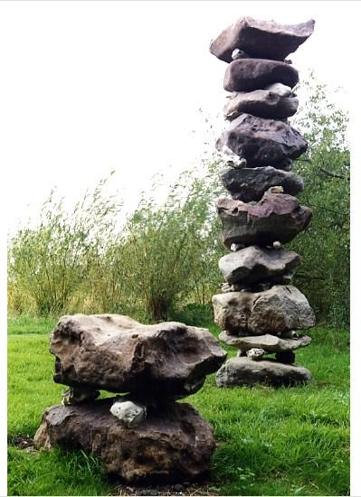 Послушные камни в работах Криса Бута — фото 23