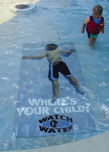 Сила социальной рекламы - детская тема — фото 3