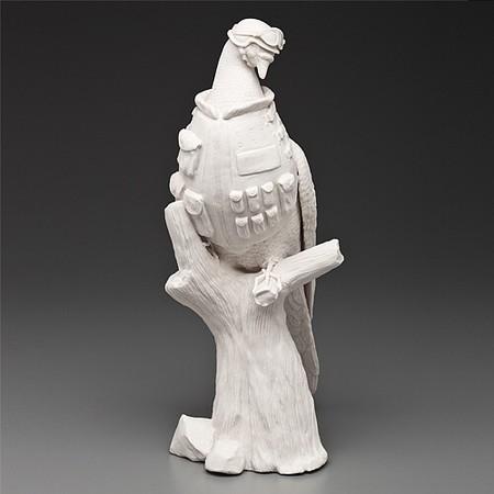 Живой фарфор и смерть в скульптурах Кейт МакДауэлл — фото 14
