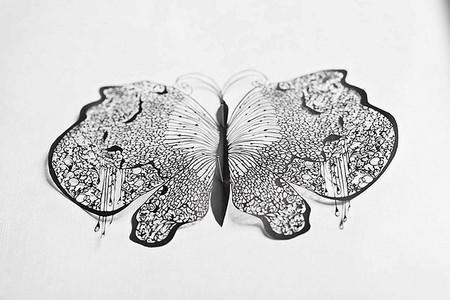 Кружева из бумаги – ювелирные работы Хины Аоямы — фото 4