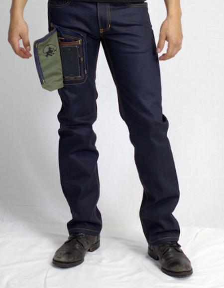 Delta415 Wearcom – умные джинсы для самых мобильных и интерактивных — фото 11