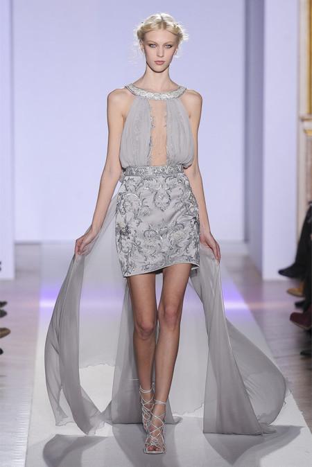 Весенняя коллекция 2013 роскошных платьев Zuhair Murad — фото 15