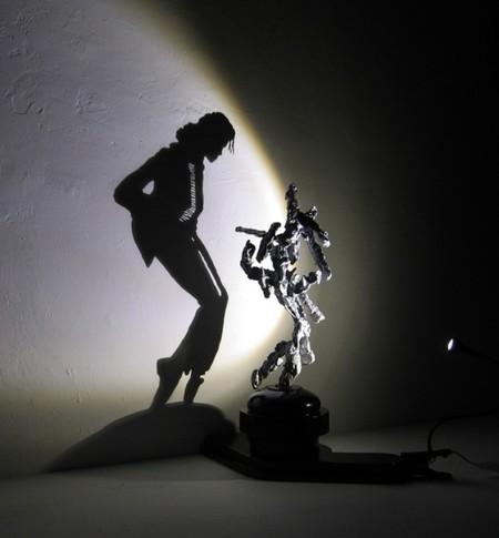 Танец теней в исполнении Дайета Вейгмана