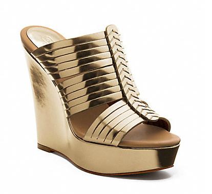 Коллекция обуви от Coach весна-лето 2013 – каблуки, платформа, мокасины, сандалии! — фото 30