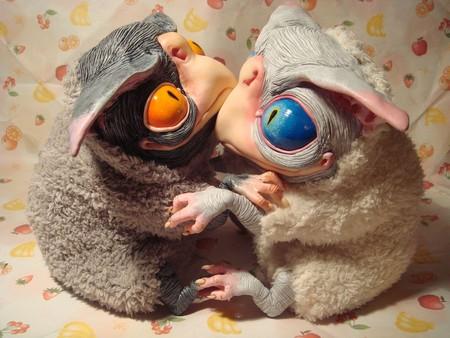 Милые монстры – игрушки Марии Santani — фото 23