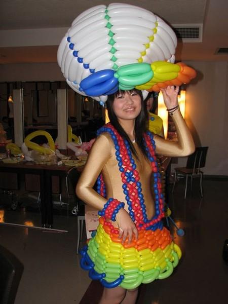 Твистинг – скульптуры из воздуха, или надувательство ))) Фигуры из воздушных шариков — фото 25