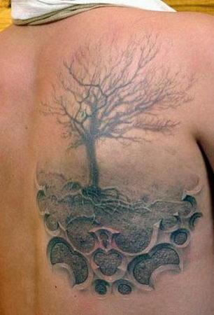 Татуировки в формате 3D – искусство или …? — фото 20