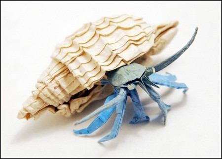 Брайан Чен – мастер самого реалистичного оригами — фото 23