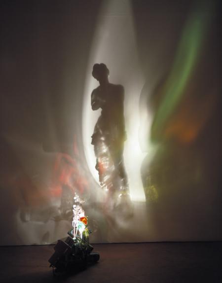 Танцы с тенью – скульптуры Diet Wiegman — фото 21