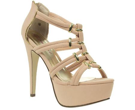 Туфли цвета «нюд» - новая классика! С чем носить, как комбинировать — фото 51