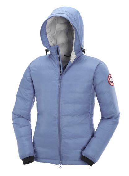 Женская коллекция от Canada Goose зима 2013 – самая теплая мода — фото 24