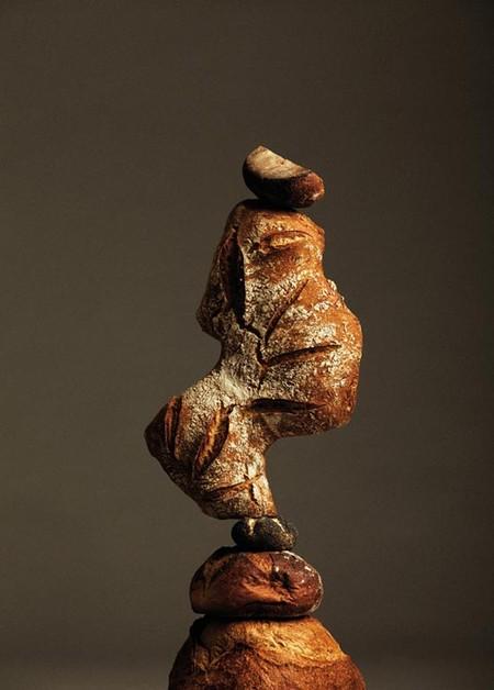 Парящий хлеб в сбалансированных «скульптурах» — фото 7