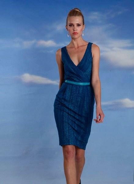 Платья Евы Франко – роскошная нежность и летняя свежесть — фото 30