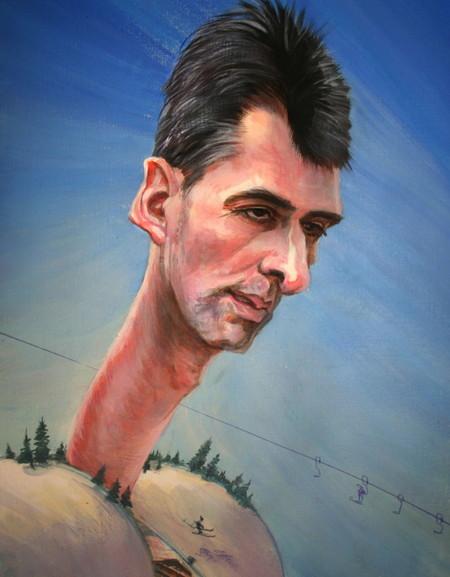 Денис Лопатин – «опасный» художник — фото 30