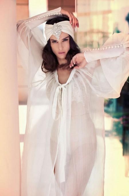 Свадебная коллекция Zahavit Tshuba – если хочется нежное и необычное платье — фото 9