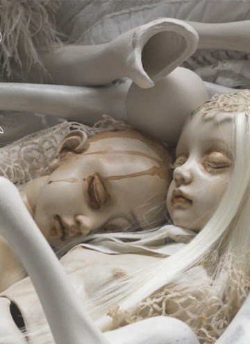 Еще раз о странных куклах – творчество Tari Nakagawa — фото 12