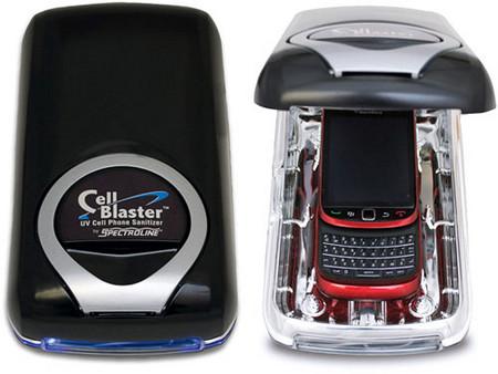 CellBlaster - дезинфектор для телефона — фото 1