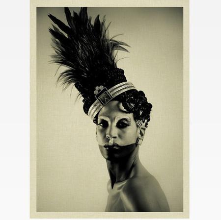 Прически или скульптуры? Идеи Joanne Petit-Frere — фото 7