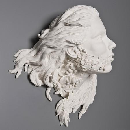 Живой фарфор и смерть в скульптурах Кейт МакДауэлл — фото 16