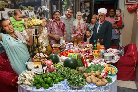 Египет, затраты на еду $68.53