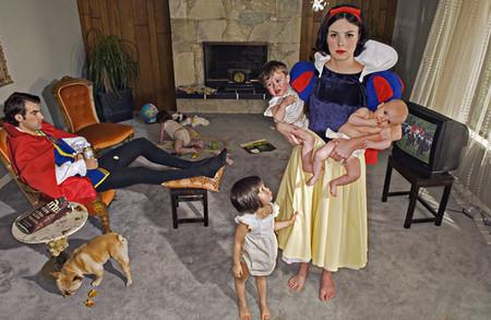 Сказочные принцессы в реальном мире – фантазии Дины Гольдштейн. Долой хэппи – энды! — фото 2